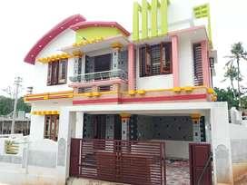 Thirumala Pidaram new house