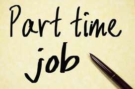 Frashesrs can apply for home based jobs part time
