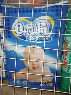 All companies diapers and wipes