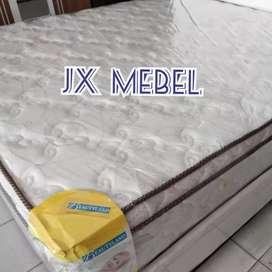 Spring Bed Matras 2Lapis No.1 JX MEBEL