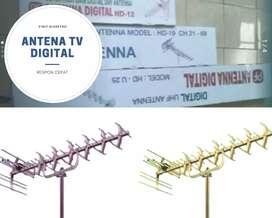 Agen jasa pasang antena tv lokal tambun selatan