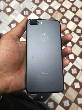 iPhone 7+ 32gb black