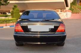Get Your Mercedes S Class 2002 On Easy Installment
