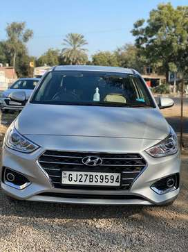 Hyundai Fluidic Verna 1.6 VTVT S (O) Automatic, 2017, Petrol