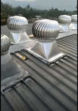 Turbin Ventilator Harga dan Kualitas Terbaik