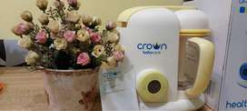 Food processor crown  baby care 3 in 1