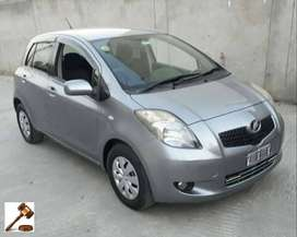 Toyota Vitz 2008 on easy installment