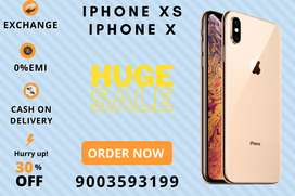 iPhone XS 256GB | iPhone X 256GB | Exchange Offer | No Cost EMI | COD