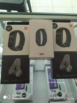 Promo Xiaomi Mi Band 4 dan Smartwatch Lenovo G03 harga di deskripsi