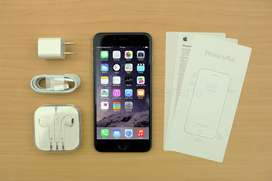 iphone 6+ 16GB silahkan mau cash atau tukar tambah cod bisa
