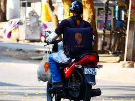 Required Pizza Delivery Boy/Rider for Fast Food