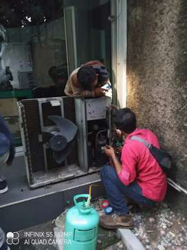 Service ac kulkas mesincuci tv lcd cctv pompa air dll