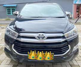 Toyota kijang innova ( Reborn ) Q manual th 2017 hitam