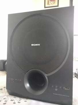 Sony Multimedia speaker system SA-D10
