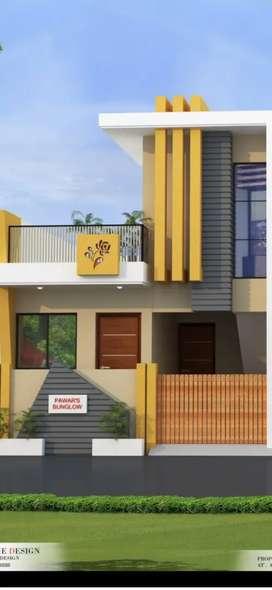 112Gaj 2BHK House Sale Shanti Vihar Phàse 2