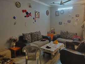 2BHK 2 Side Open Well Furnished House for Rent in Posh Locality