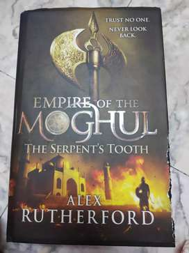 Empire of the moghuls (the serpents tooth)
