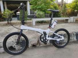 Jual Santai Folding Bike Pacific Splendid 1.0 ( Upgrade )