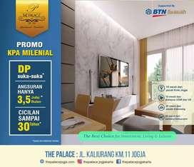 The Palace Yogyakarta 0610 ! Apartemen milenial muda dekat universitas