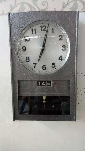 Jam Antik Seiko transistor