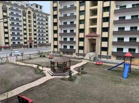 Askari 11 sector B 4 bed brand new flat ground floor for rent.
