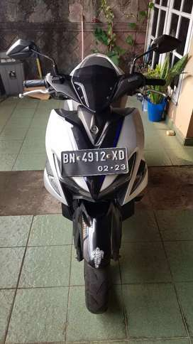 Yamaha Aerox tipe R tahun 2018