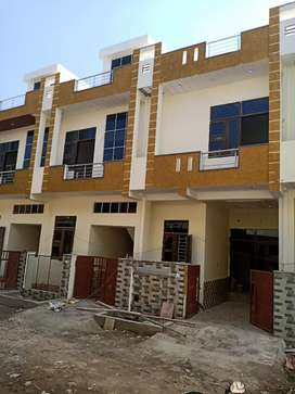 Duplex 4bhk with good parking spa toce