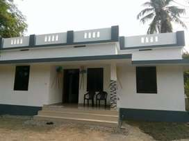 1100sqft house and 6.5cent plots