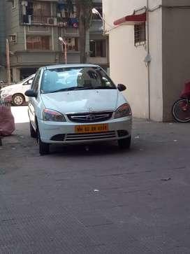 Good condition car Tata Indica CNG t parmit