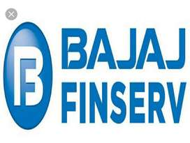 Collection executive for bajaj finserv