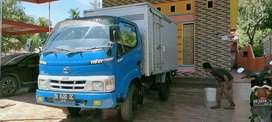 Dijual santai mobil box Rp150jt. surat surat lengkap dan aman.