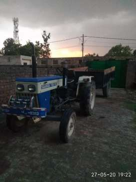 Tractor trolly jack wali for rent Ambala cantt