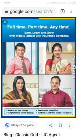Lic Recruiting Finencial Advisor