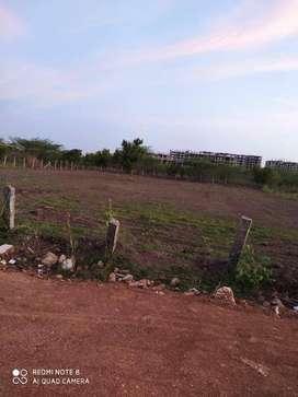 Residential land near Neelambur