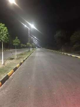 Plot for sale 7 Marla jinnah garden