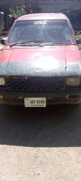 I want to sale my charad 82Body need work door  axchange with fx