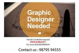 Required Female Candidate