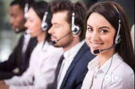 Customer service ( inbound broking ) process thane location