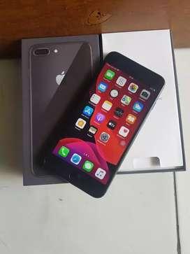 Iphone 8+ 64gb super mulus