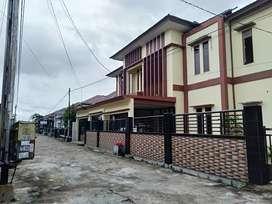 Rumah Mewah Jl.Sungai Raya Dalam (4 kamar + 2 wc)
