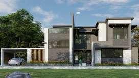 Architecture Visualisation (3D Image and Walkthrough)