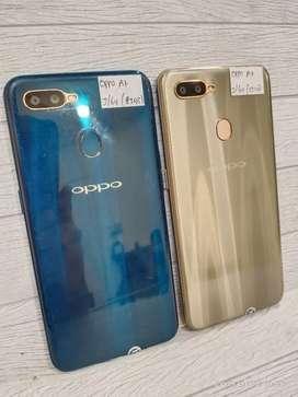 Oppo A7 ram 3/64GB Second Bekas Original