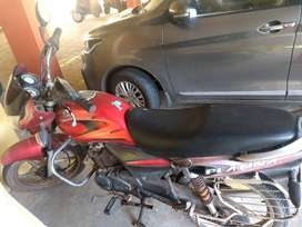 Bajaj Platina with mileage over 70km is available for Resale...