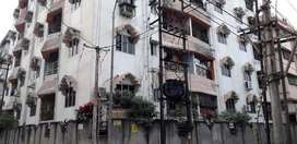 2 BHK flat for sale with car parking