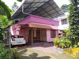 House and Land For Sale Punalur Town (5.22cent)