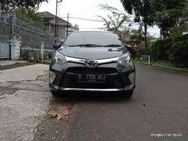 Toyota Calya G At 2018 Grey