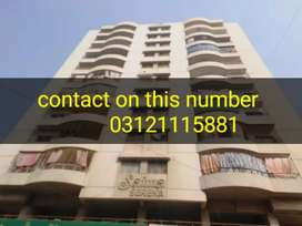 2 bed drawing dining 1300 sqft luxury flat for rent saima serena