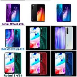 Redmi Note 8 4\64 ~ Redmi Note 8 Pro 6\128 ~ 6\64 ~ Redmi 8 4\64