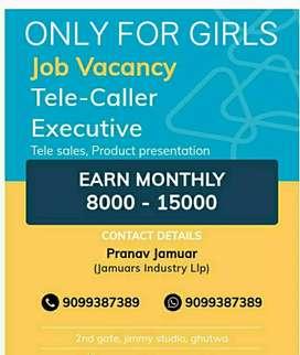Tele-Caller Hiring