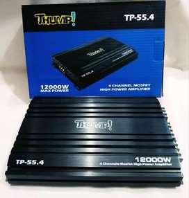 Power mobil thump power audio power amplifier mobil audio ampli power